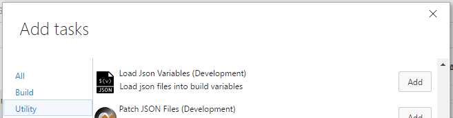 Variables Helpers Build and Release Tasks - Visual Studio Marketplace