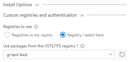 Custom Registries